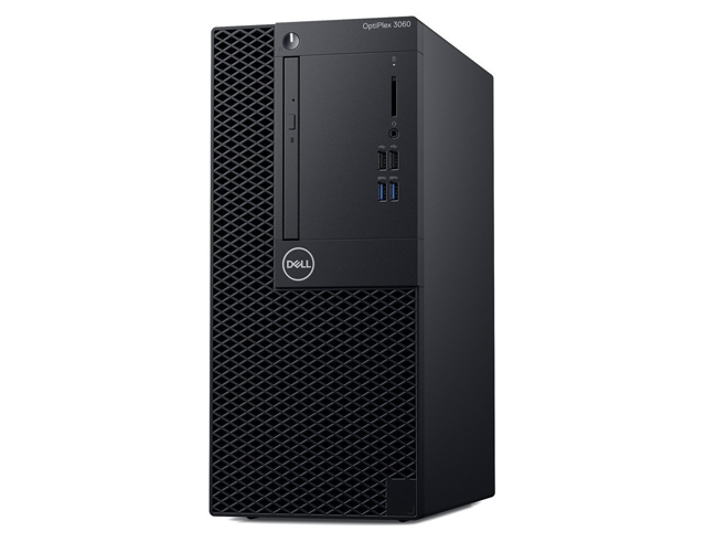 Εικόνα Dell Optiplex 3060 MT - Intel Core i3-8100 - 4GB RAM - 256GB SSD - Windows 10 Pro