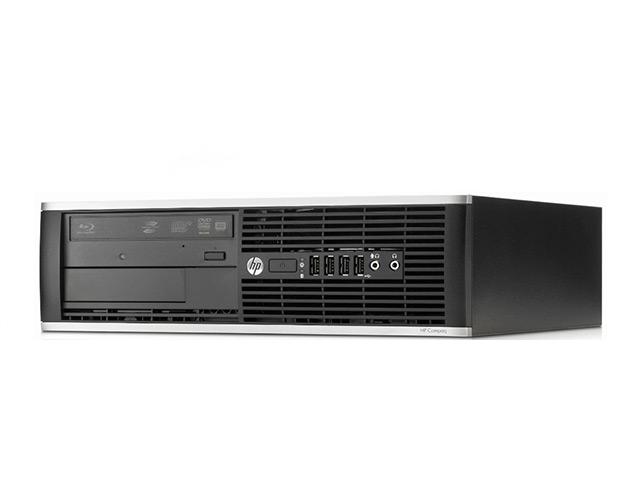 Εικόνα PC HP Elite 8300 SFF - Intel Core i7 3ης γενιάς 3770 - 16GB RAM - 240GB SSD - DVD - Windows 10 Pro