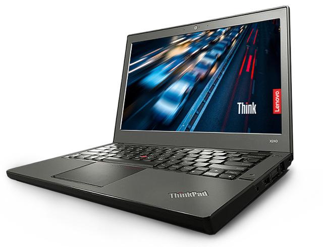"""Εικόνα Lenovo ThinkPad X240 - Οθόνη 12.5"""" - Intel Core i5 4ης Γενιάς 43xxU - 4GB RAM - 120GB SSD - Webcam - Windows 10 Pro"""