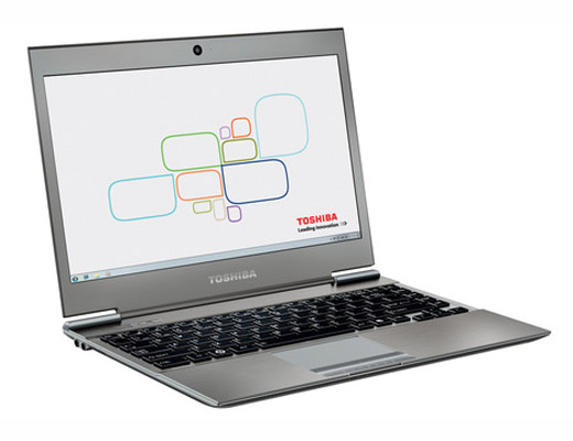 """Εικόνα Ultrabook Toshiba Portege Z930 - Οθόνη 13.3"""" - Intel Core i5 3ης Γενιάς 34xx -  4GB RAM - 120GB SSD - Windows 8.1 Pro"""