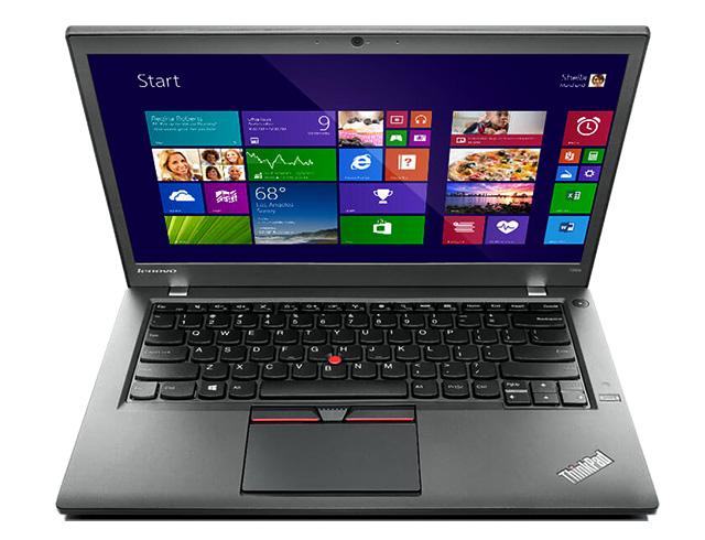 """Εικόνα Lenovo ThinkPad T450 - Οθόνη 14.1"""" - Intel Core i5 5ης γενιάς 5300U - 4GB RAM - 500GB HDD - Χωρίς οπτικό δίσκο - Windows 8.1 Pro"""