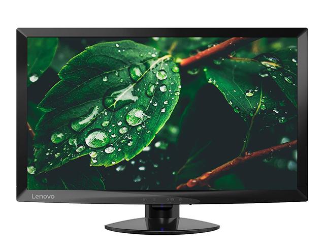 """Εικόνα Monitor 23.6"""" Lenovo D24-10 - Ανάλυση Full HD - HDMI, VGA"""