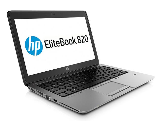 """Εικόνα HP EliteBook 820 G1 - Οθόνη 12.5"""" - Intel Core i7 4ης γενιάς 46xxU - 8GB RAM - 180GB SSD - Windows 10 Pro"""
