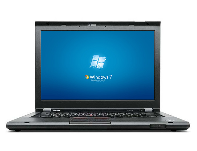 """Εικόνα Lenovo ThinkPad T430 - Οθόνη 14"""" - Intel Core i5 3ης Γενιάς 3xxx - 4GB RAM - 320GB HDD - DVD - Windows 7 Professional"""
