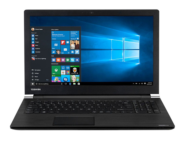 "Εικόνα Toshiba Dynabook Satellite Pro A50-E-1C4 - Οθόνη Full HD 15.6"" - Intel Core i5-8250U - 8GB RAM - 240GB SSD - Windows 10 Home"