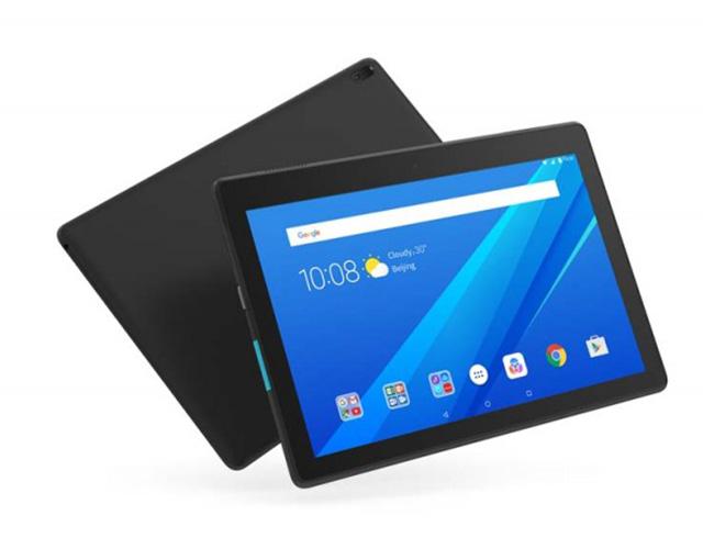 """Εικόνα Tablet 10.1"""" Lenovo Tab E10 (X104L) - 16GB - 4G LTE - Black"""
