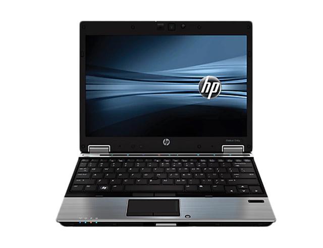 """Εικόνα HP EliteBook 2540P - Οθόνη 12.1"""" - Intel Core i5 1ης Γενιάς 560 - 4GB RAM - 250GB HDD - Χωρίς οπτικό δίσκο - Windows 7 Professional"""