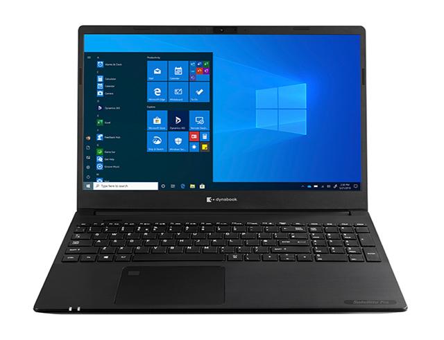 """Εικόνα Toshiba Dynabook Satellite Pro L50-G-13L - Οθόνη Full HD 15.6"""" - Intel Core i7-10710U - 8GB RAM - 256GB SSD - Windows 10 Home"""