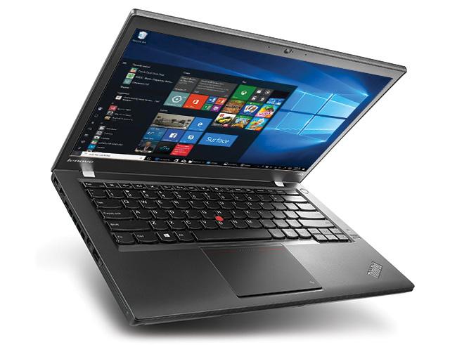 """Εικόνα Lenovo ThinkPad T440s - Οθόνη HD+ 14"""" - Intel Core i5 4ης γενιάς - 8GB RAM - 240GB SSD - Windows 10 Home - US Keyboard"""