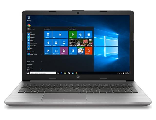 """Εικόνα HP 255 G7 - Οθόνη Full HD 15.6"""" - AMD Ryzen 5-3500U - 8GB RAM - 256GB SSD - Windows 10 Pro - Asteroid Silver"""