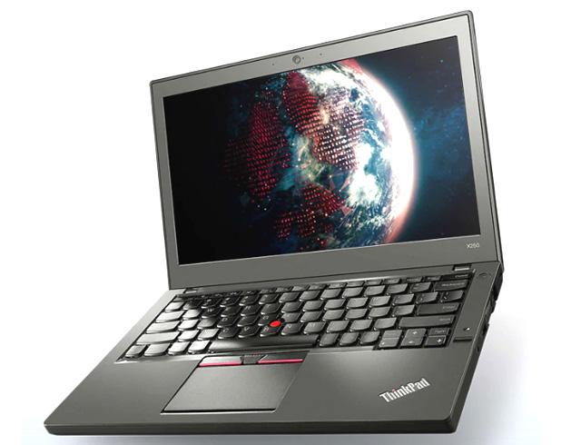 """Εικόνα Lenovo ThinkPad X250 - Οθόνη αφής 12.5"""" - Intel Core i5 5ης Γενιάς 5xxx - 8GB RAM - 120GB SSD - Windows 10 Pro"""