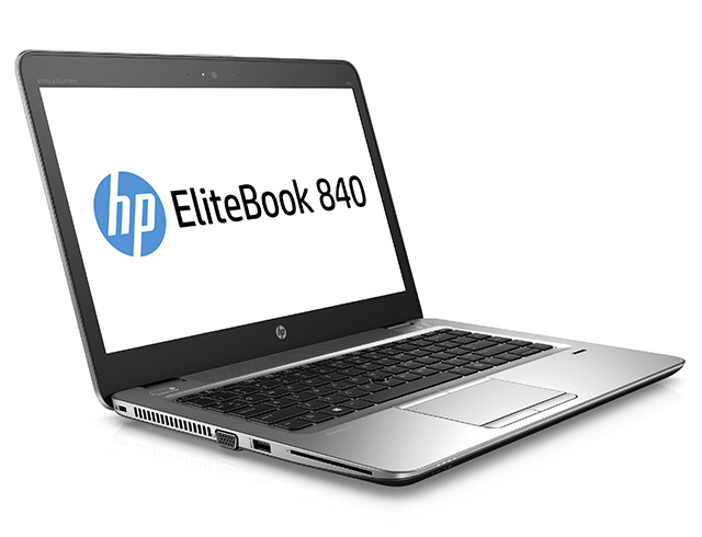 """Εικόνα HP EliteBook 840 G3 - Οθόνη Full HD 14"""" - Intel Core i7 6ης γενιάς 6600U - 8GB RAM - 180GB SSD - Windows 10 Pro - UK Keyboard"""