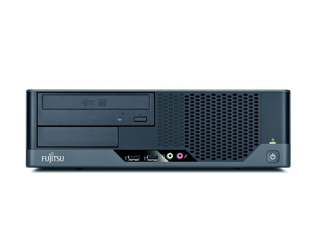 Εικόνα Fujitsu Esprimo E9900 SFF - Intel Core i5 1ης γενιάς 750 - 4GB RAM - 128GB SSD - DVD - HD 5450 1GB VGA - Windows 7 Professional (DVI + Display Port)