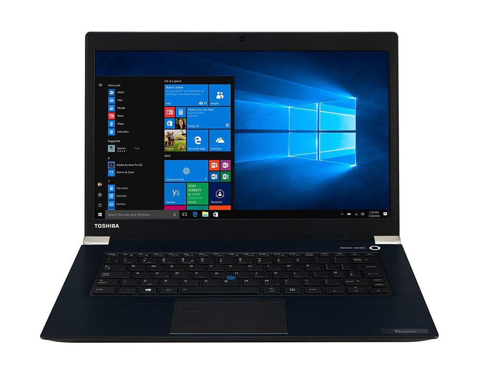 """Εικόνα Toshiba Tecra X40-D - Οθόνη 14"""" - Intel Core i7 7ης γενιάς 7600U - 16GB RAM - 240GB SSD - Webcam - Windows 10 Pro"""