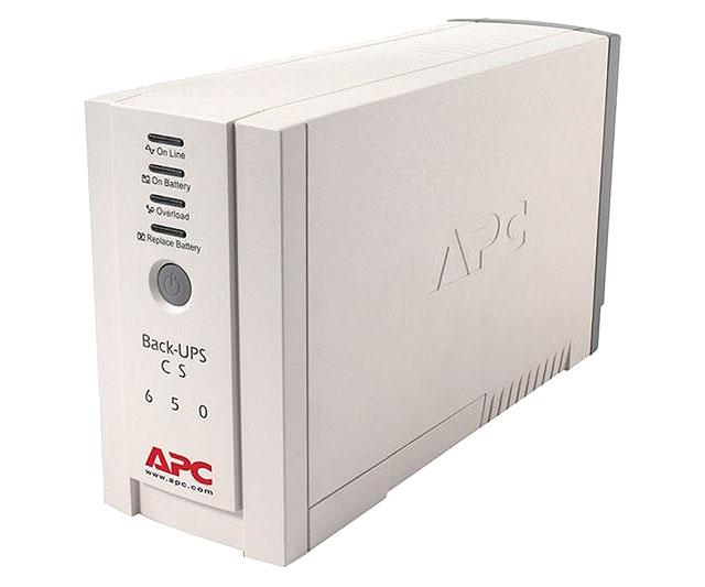Εικόνα UPS APC 650VA BACKUP STAND ΒΥ