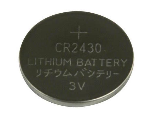 Εικόνα ΜΠΑΤΑΡΙΑ HQ-CR2430 3V LITHIUM