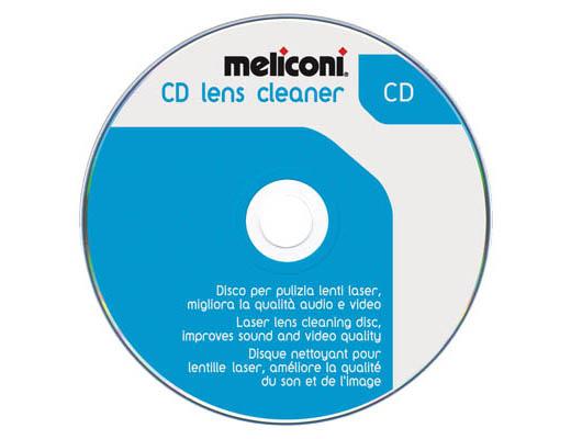 Εικόνα CD LENS CLEANER MELICONI 621011