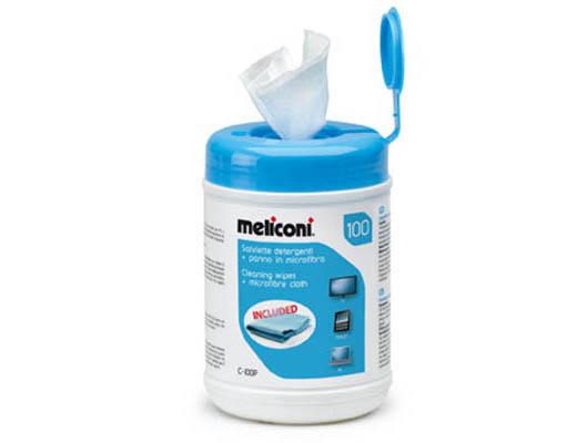 Εικόνα CLEANING WIPES MELICONI 621005 C-100P