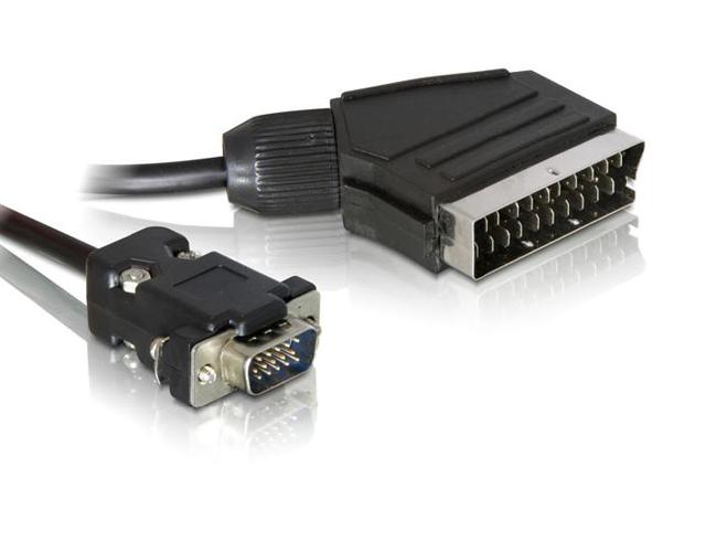 Εικόνα SCART OUTPUT TO VGA INPUT 2M TRAGANT